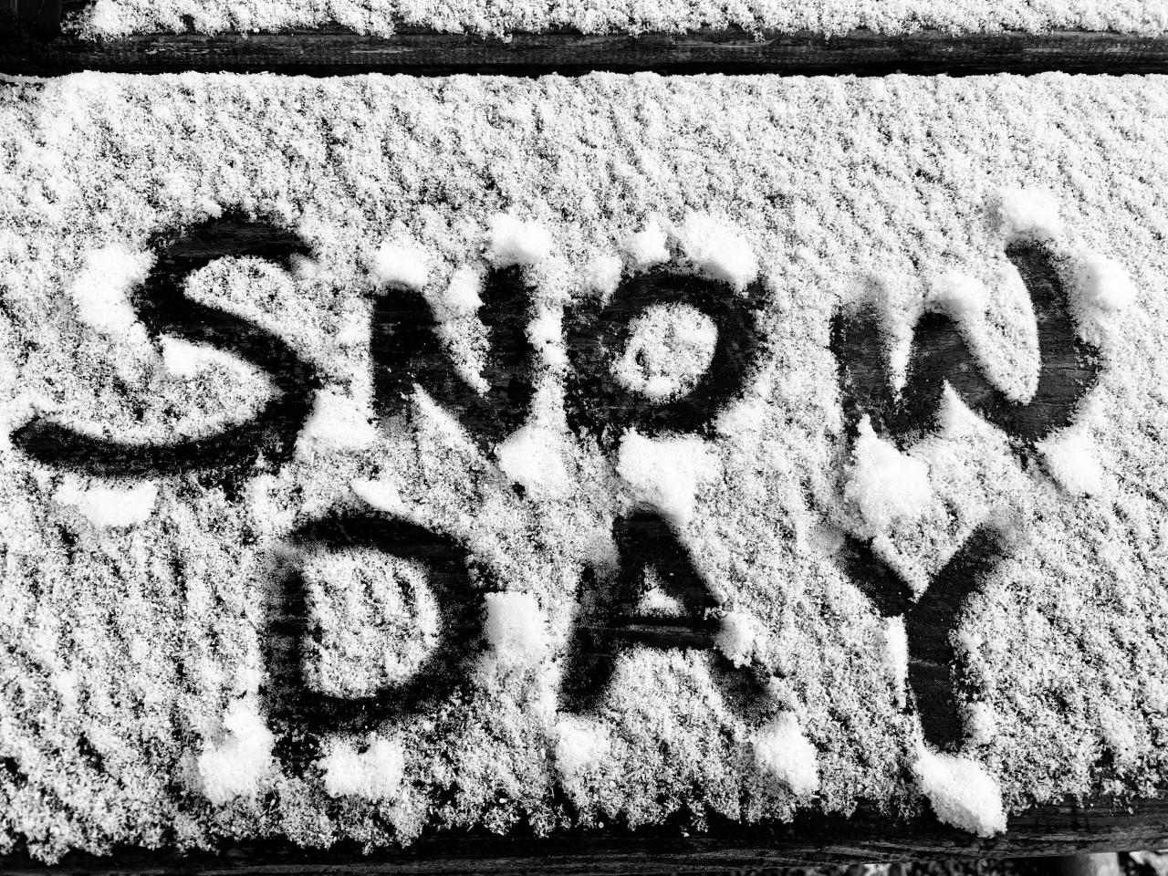 #13: Snow Day